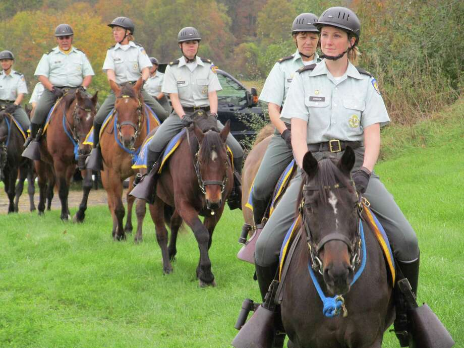 The Second Company Governorís Horse Guard will host its annual open house on Sunday, Sept. 29, in Newtown. Photo: Contributed Photo
