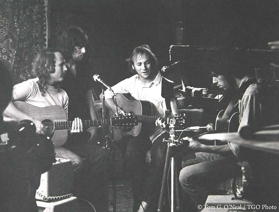 Crosby, Stills Nash & Young racked up sales for two Oakland Coliseum shows. Photo: Tom G. O'Neal, TGO Photo