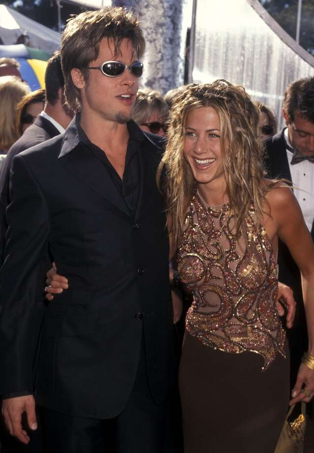 Miss: Jennifer Aniston, 1999. Aniston ditched her trademark Rachel 'do for these surfer dread things. Not her best look. Photo: Ron Galella,  Ltd., WireImage