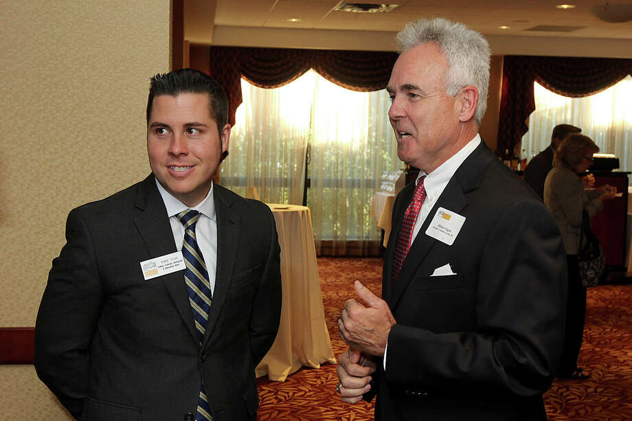 Were you Seen at the Van Rensselaer Awards Dinner, to benefit the Rensselaer County Regional Chamber of Commerce, at the Hilton Garden Inn in Troy on Thursday, Sept. 19, 2013? Photo: Joe Putrock/Special To The Times Union
