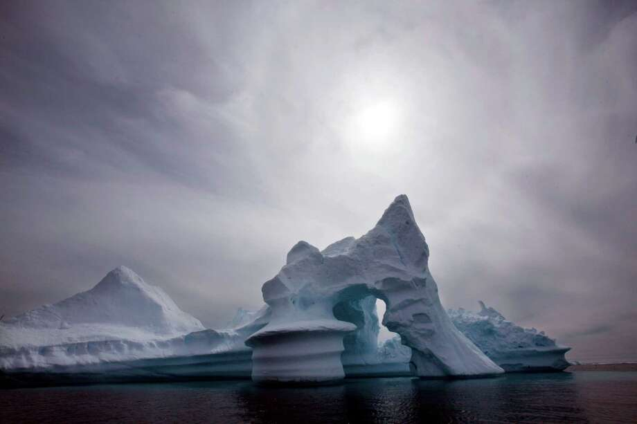 Can you throw icebergs at a cyclone? Short answer: No, you can't.