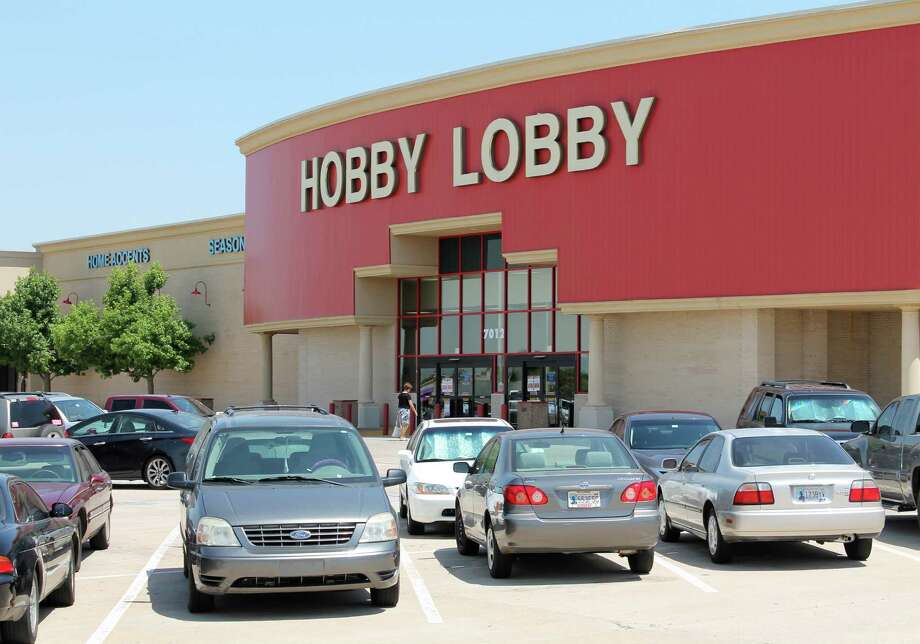 In this June 27, 2013, photo is the Hobby Lobby store Oklahoma City, Okla.  Government lawyers filed paperwork Tuesday, Sept. 17, 2013, saying they intend to fight a court order that lets Hobby Lobby and the Mardel Christian bookstore chain avoid fines while they challenge a portion of the new federal health care law requiring them to provide a wide range of birth control options for its workers. Photo: Andre' P. Kissel