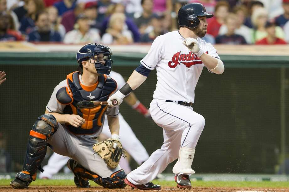 Sept. 19: Indians 2, Astros 1 (11)The Astros lost their second extra-inning game in a row as Cleveland rallies past Houston in the 11th inning.  Record: 51-102. Photo: Jason Miller, Getty Images