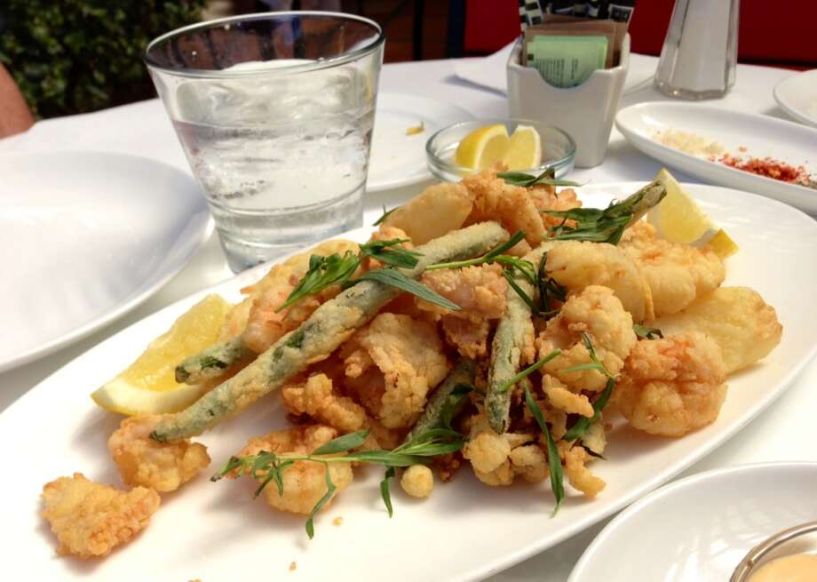 Fritto misto at Bistro Don Giovanni in Napa