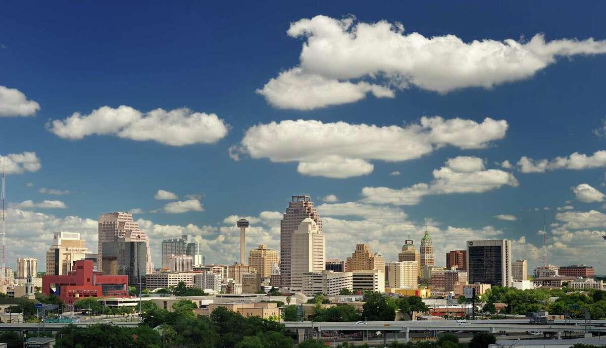 20. San Antonio, Texas