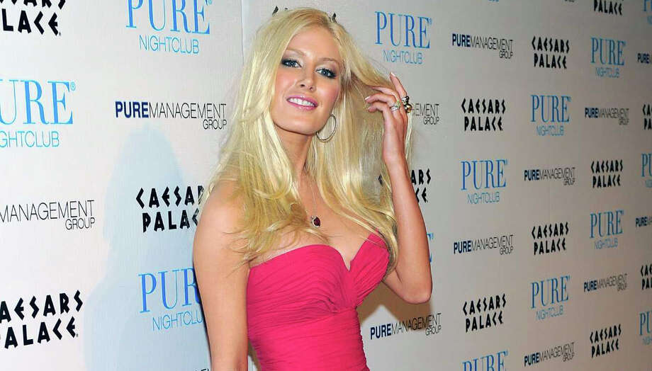 TV personality Heidi Montag had cosmetic procedures to change her face and body, which included Botox injections in her face as well as had a nose job.