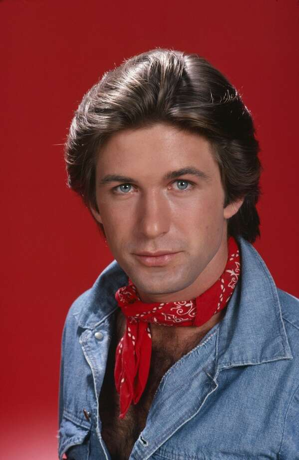Baldwin got his start on the daytime soap `The Doctors' in 1980. Photo: NBC, NBC Via Getty Images