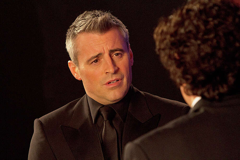 Matt LeBlanc, who was nominated for `Episodes' in 2011, is up for the Emmy again this year. Photo: Copyright: Showtime 2012 / Copyright: Showtime 2012
