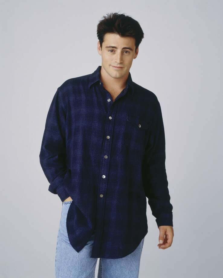 LeBlanc was nominated for three Emmys as Joey Tribbiani  on `Friends.' Photo: NBC, NBC Via Getty Images