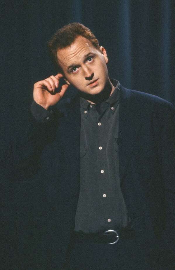 Louis C.K. was a writer on `Late Night with Conan O'Brien' from 1993-94. Photo: NBC, NBCU Photo Bank Via Getty Images