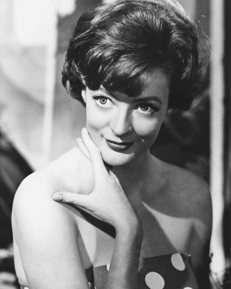 In 1963, Smith starred as Miss Mead in `The V.I.P.s.' Photo: Silver Screen Collection, Getty Images