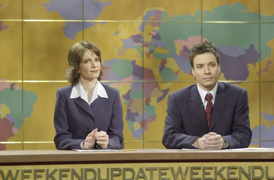 Fey won an Emmy in 2002 for her writing on `Saturday Night Live.' Photo: NBC, NBC Via Getty Images
