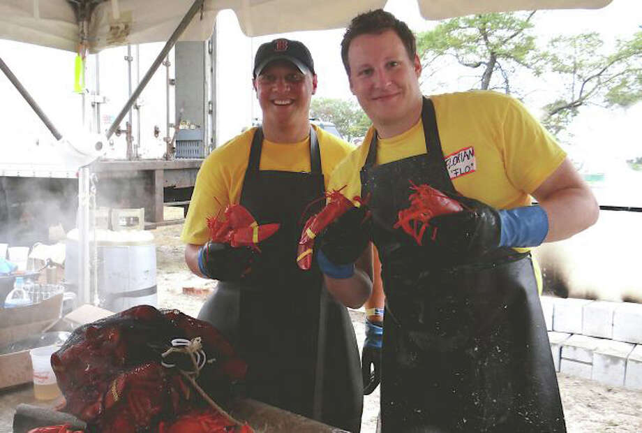 Looking for some lobster? Look no further than the Westport Rotary Club's annual Lobster Festival this weekend. Photo: File Photo / Westport News
