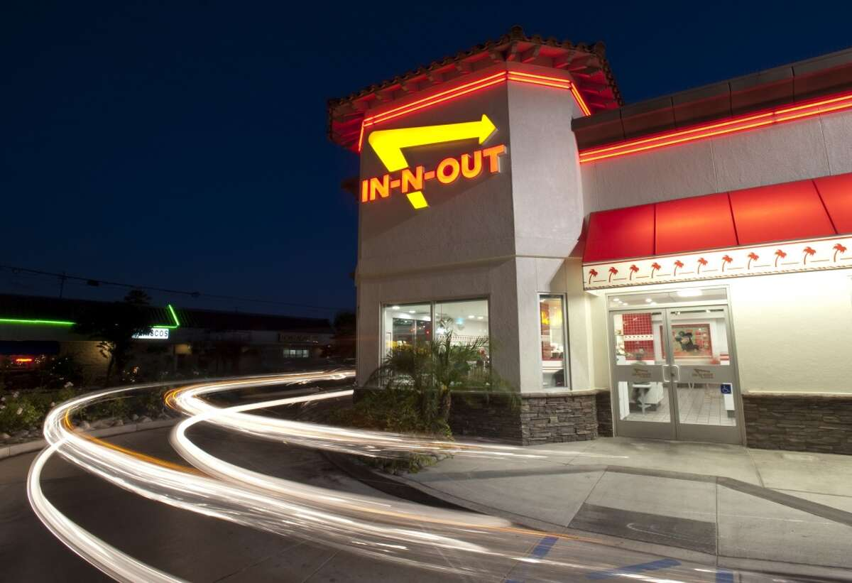 In-n-Out Burger. (from @KatieMahoney7, @aledogma, @TxHomer, @dsilverman and @danxmcrgraw on Twitter)