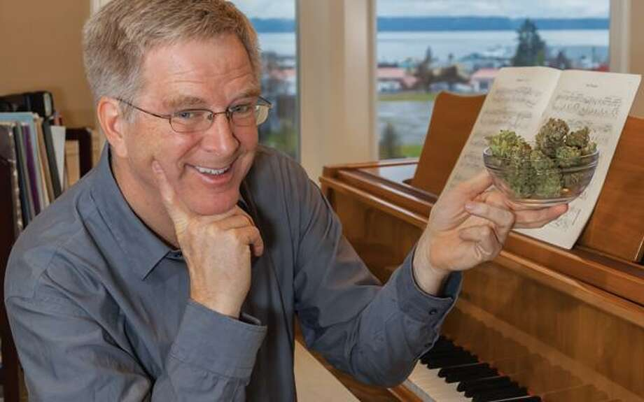 "49. Travel author and television host Rick Steves ""I have used cannabis all over the world."""