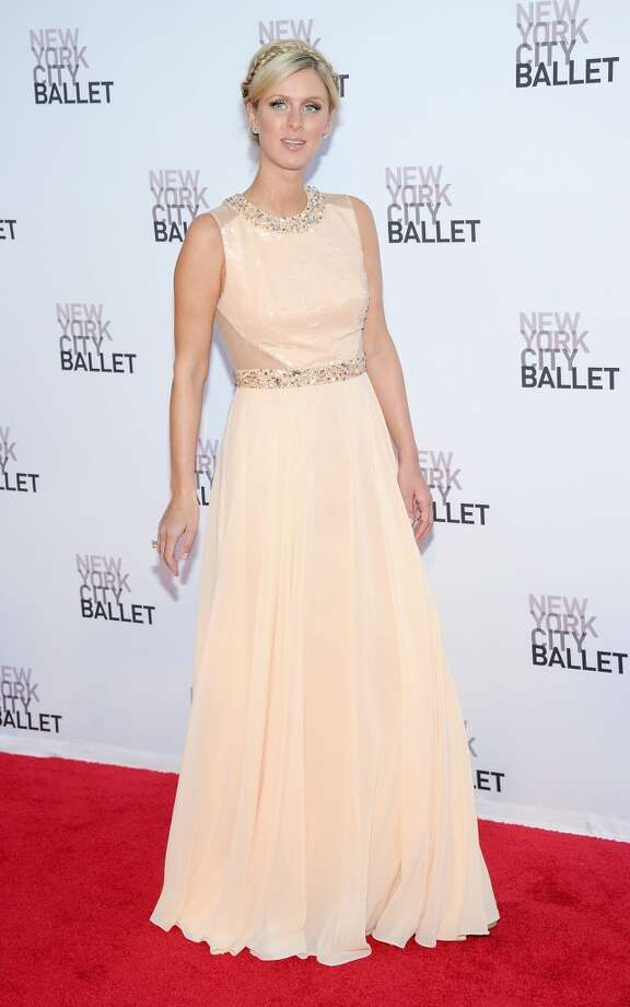 Nicky Hilton attends New York  City Ballet 2013 Fall Gala at David H. Koch Theater, Lincoln Center on September 19, 2013 in New York City.  (Photo by Jamie McCarthy/Getty Images) Photo: Jamie McCarthy, Getty Images