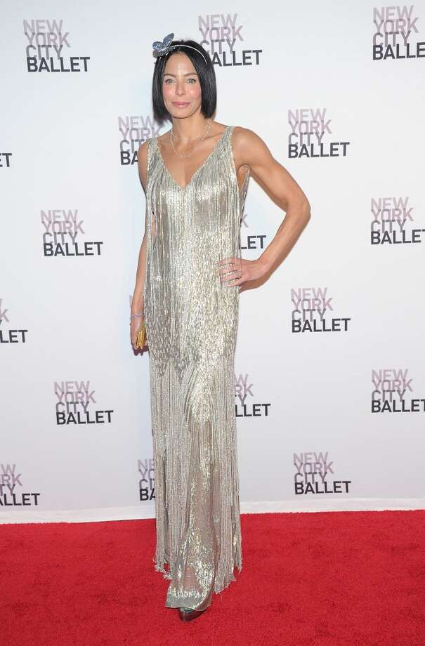 Lisa Falcone attends New York  City Ballet 2013 Fall Gala at David H. Koch Theater, Lincoln Center on September 19, 2013 in New York City.  (Photo by Jamie McCarthy/Getty Images) Photo: Jamie McCarthy, Getty Images