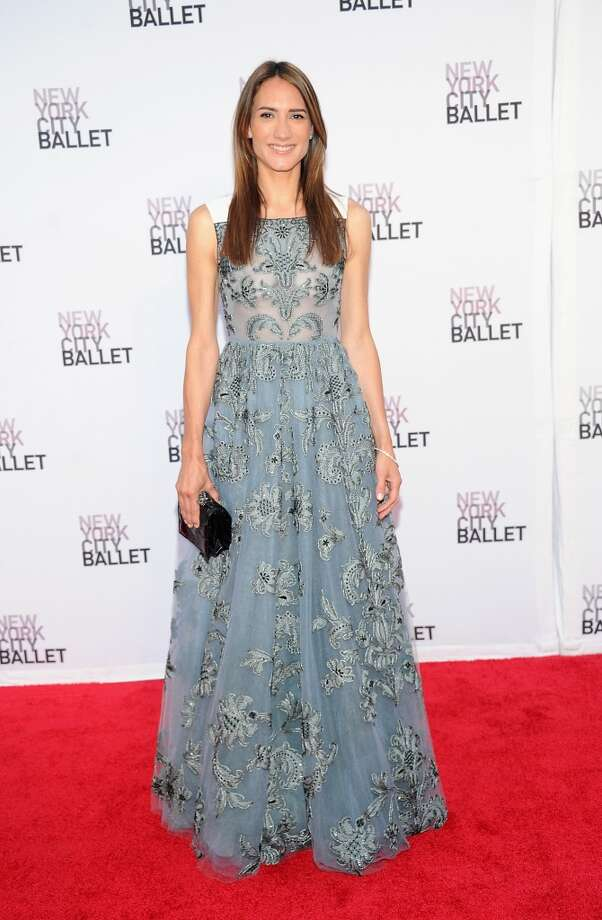 Zani Gugelmann attends New York  City Ballet 2013 Fall Gala at David H. Koch Theater, Lincoln Center on September 19, 2013 in New York City.  (Photo by Jamie McCarthy/Getty Images) Photo: Jamie McCarthy, Getty Images