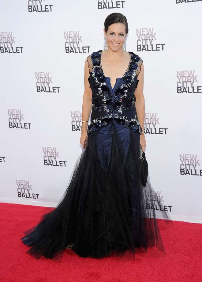 Alexandra Lebenthal attends New York  City Ballet 2013 Fall Gala at David H. Koch Theater, Lincoln Center on September 19, 2013 in New York City.  (Photo by Jamie McCarthy/Getty Images) Photo: Jamie McCarthy, Getty Images