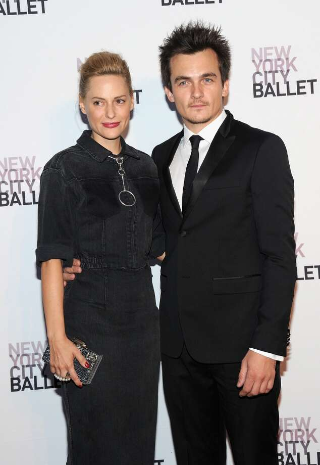 Rupert Friend and guest attend New York  City Ballet 2013 Fall Gala at David H. Koch Theater, Lincoln Center on September 19, 2013 in New York City.  (Photo by Jamie McCarthy/Getty Images) Photo: Jamie McCarthy, Getty Images