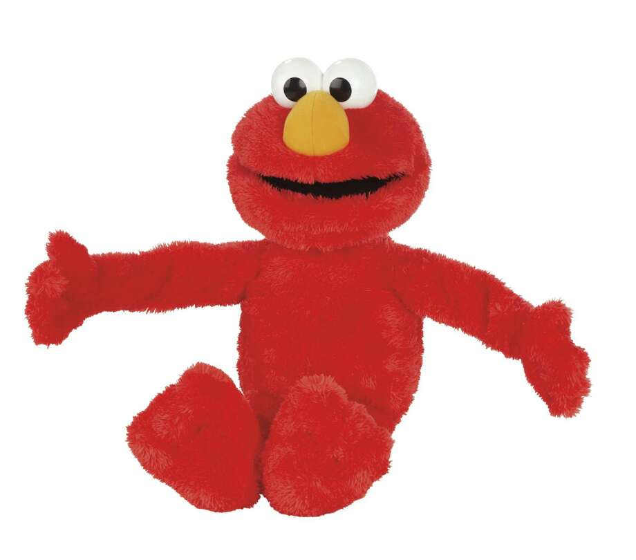 Big Hugs Elmo has made the Toys R Us list of the best holiday toys for 2013. Photo: Associated Press