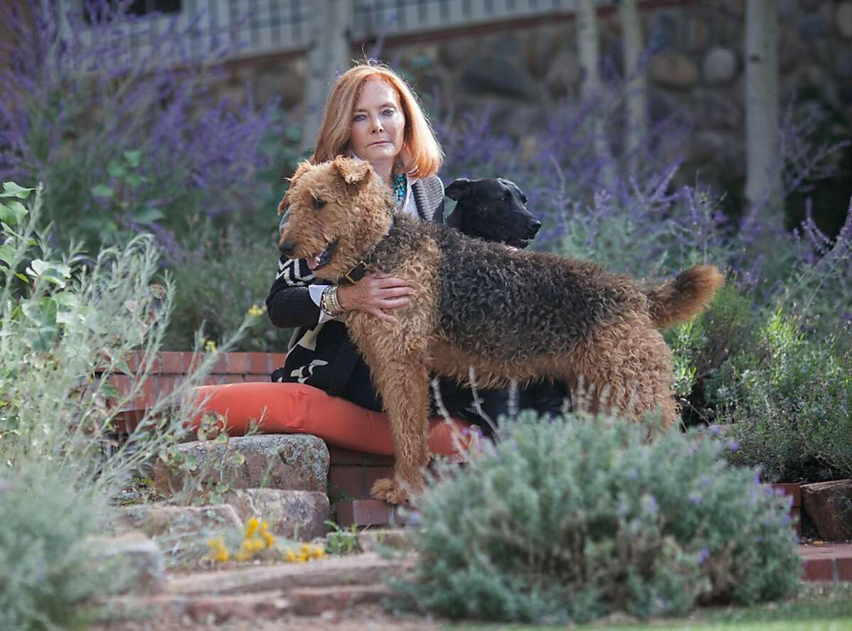 Lisa Hendrix, 61, at her home in Santa Fe, New Mexico. Hendrix was run over by a car on May 1, 1987 in Rossi Park after she fell asleep while sunbathing.