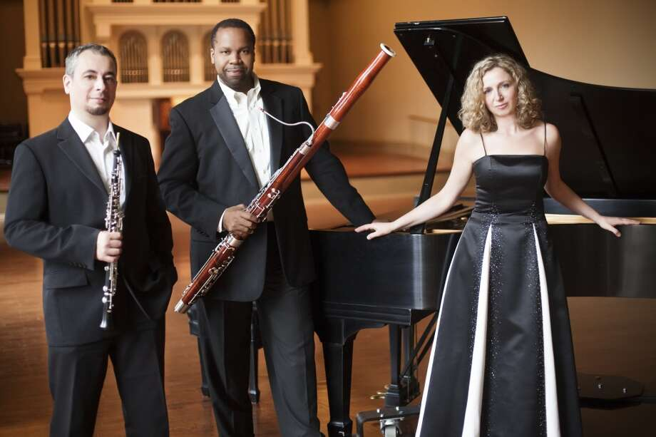 Poulenc Trio will perform in Newtown, Conn., Sunday, Sept. 22, 2013. The 3 p.m. concert will be at Edmond Town Hall Theater. Photo: Contributed Photo