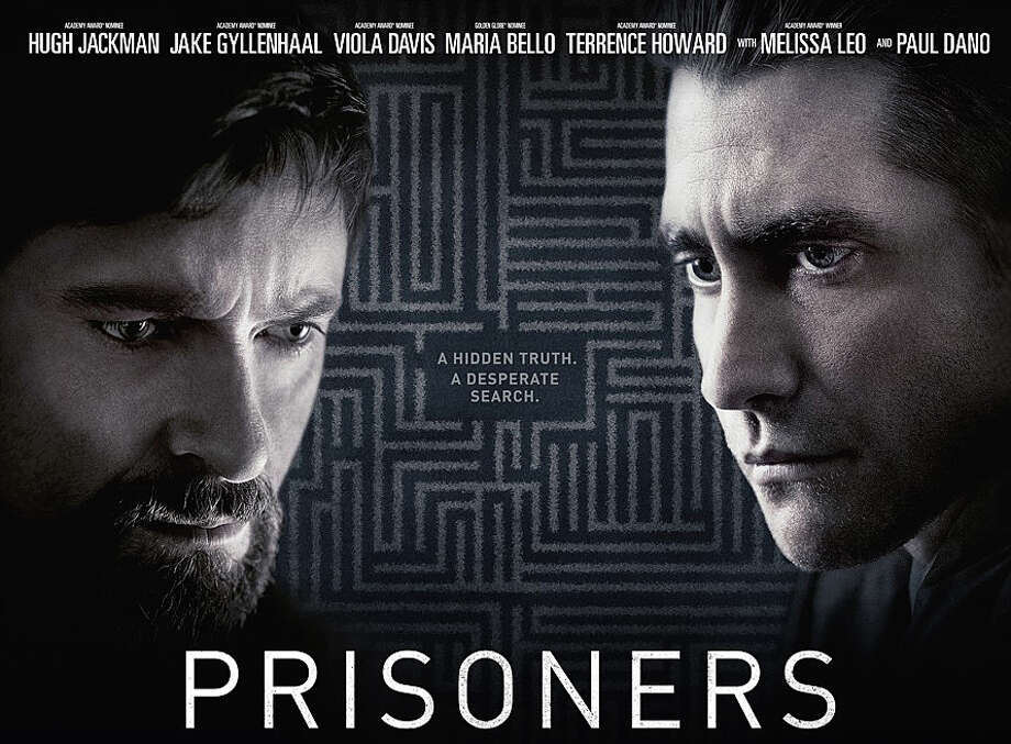"""Prisoners,"" starring Hugh Jackman and Jake Gyllenhaal, is playing in area movie theaters. Photo: Contributed Photo / Westport News contributed"