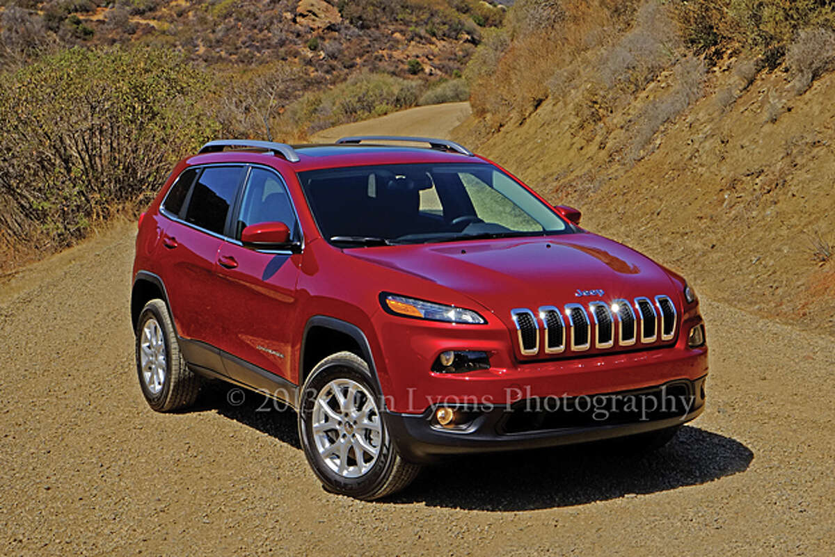 2014 Jeep Cherokee (photo by Dan Lyons)
