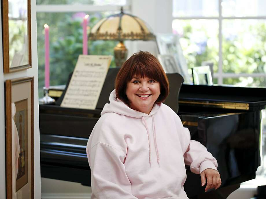 Linda Ronstadt at her home in San Francisco. Photo: Russell Yip, The Chronicle