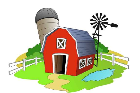 A big barn has to be tall, have a tack room and a hay loft - and maybe even a silo.