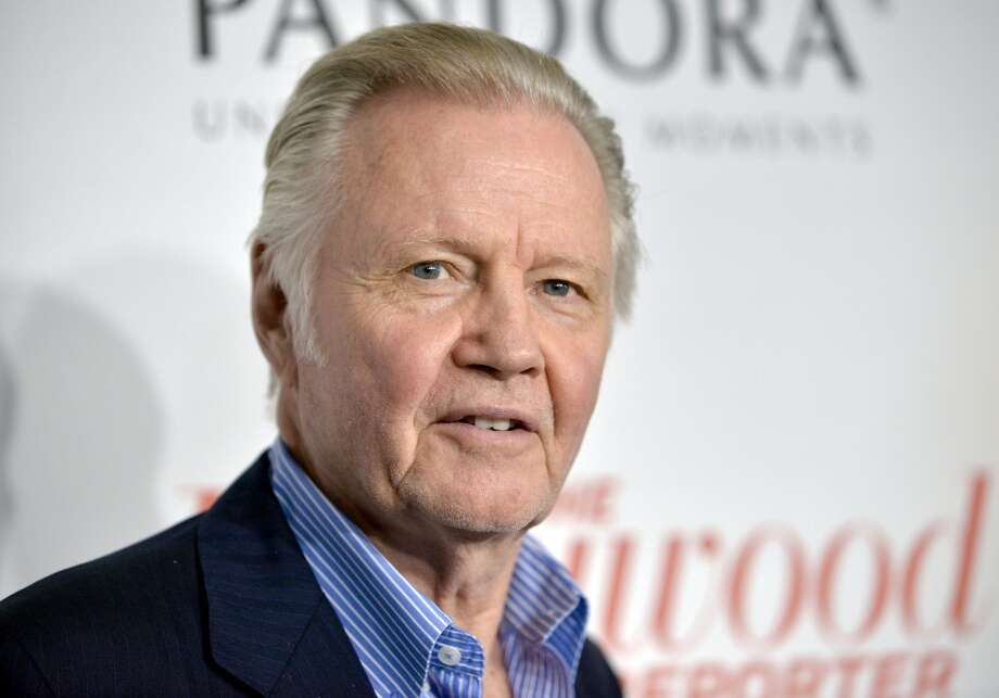 Jon Voight arrives at The Hollywood Reporter's Emmy Party at Soho House on Thursday, Sept. 19, 2013 in Los Angeles. (Photo by Richard Shotwell/Invision/AP) Photo: Richard Shotwell, Associated Press