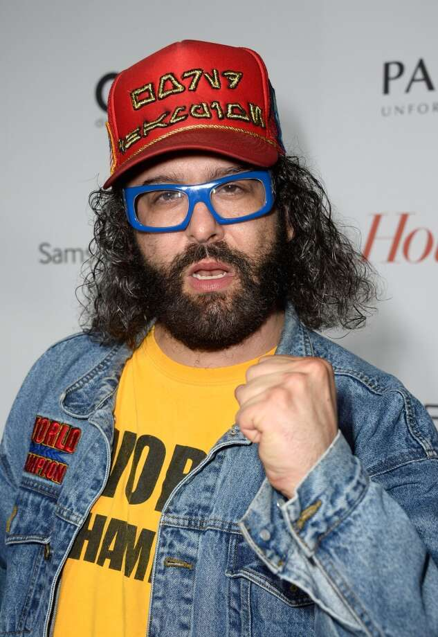 Writer/actor Judah Friedlander arrives at The Hollywood Reporter's Emmy Party at Soho House on September 19, 2013 in West Hollywood, California.  (Photo by Frazer Harrison/Getty Images) Photo: Frazer Harrison, Getty Images