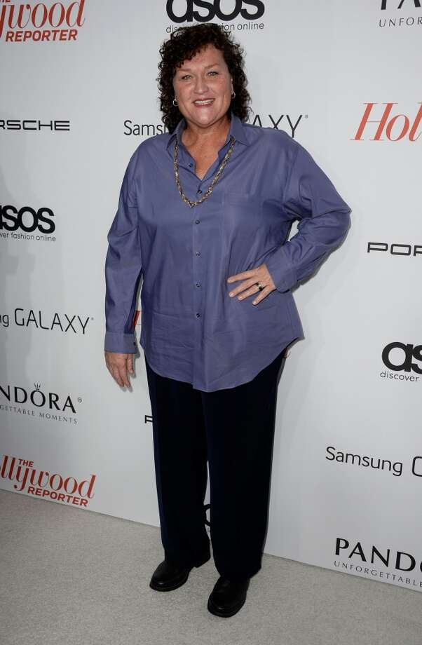 Actress Dot Jones arrives at The Hollywood Reporter's Emmy Party at Soho House on September 19, 2013 in West Hollywood, California.  (Photo by Frazer Harrison/Getty Images) Photo: Frazer Harrison, Getty Images