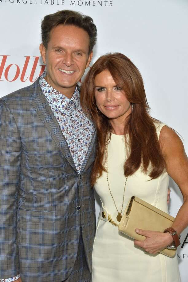 Producer Mark Burnett and actress Roma Downey arrive at The Hollywood Reporter's Emmy Party at Soho House on September 19, 2013 in West Hollywood, California.  (Photo by Frazer Harrison/Getty Images) Photo: Frazer Harrison, Getty Images