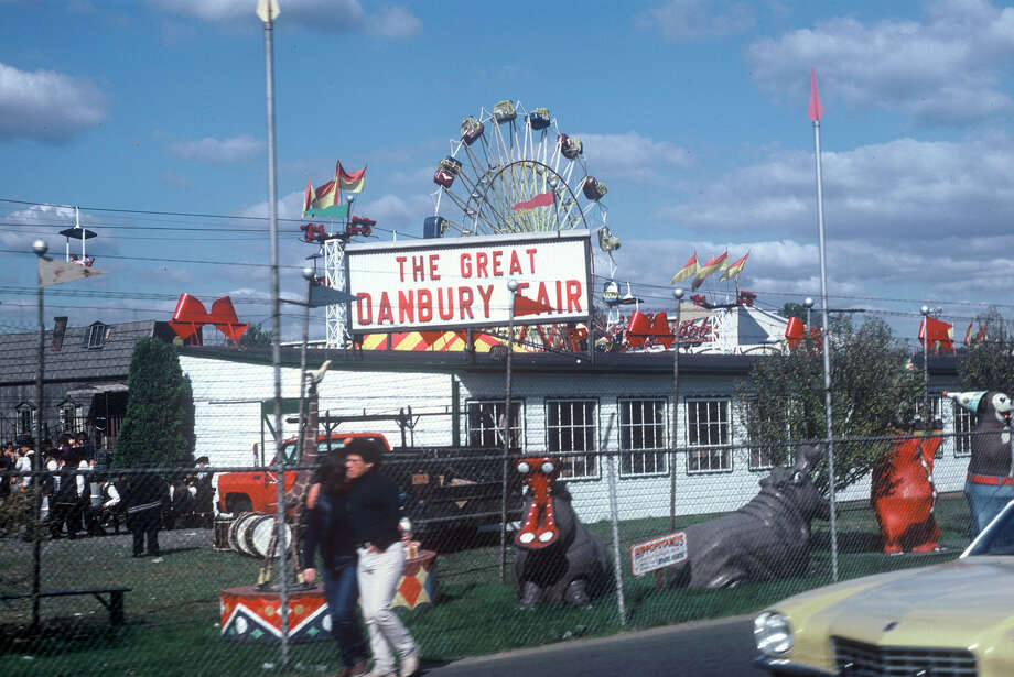 The photo taken at The Great Danbury State Fair in 1981, its final season, by Paul Gassner of Danbury. Photo: Contributed Photo