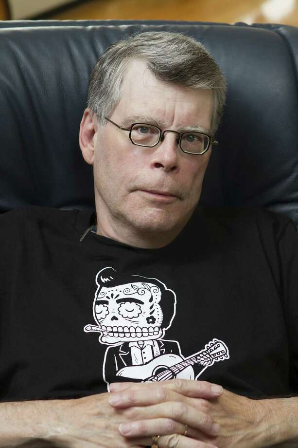 Author Stephen KingSAT Score: In the 1300sSource: PrepScholar Photo: Xx