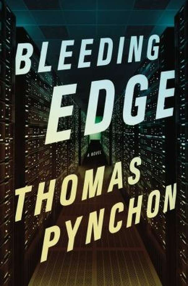 """Bleeding Edge"" by Thomas Pynchon Photo: Xx"