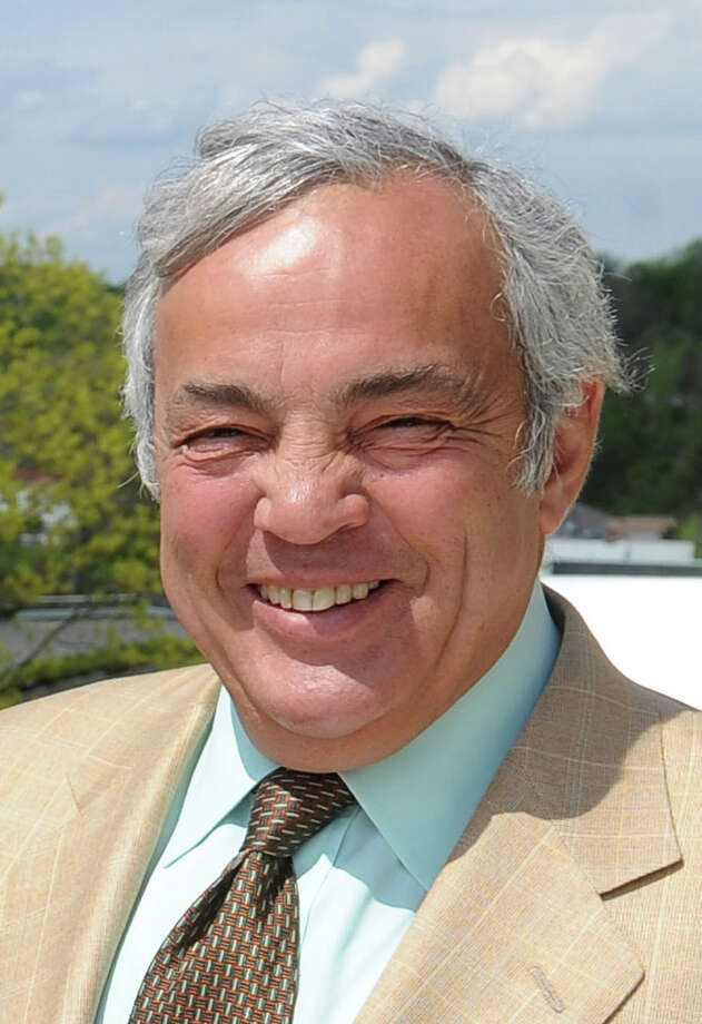 Sal DiNardo. Photo: Lindsay Niegelberg, ST / Connecticut Post
