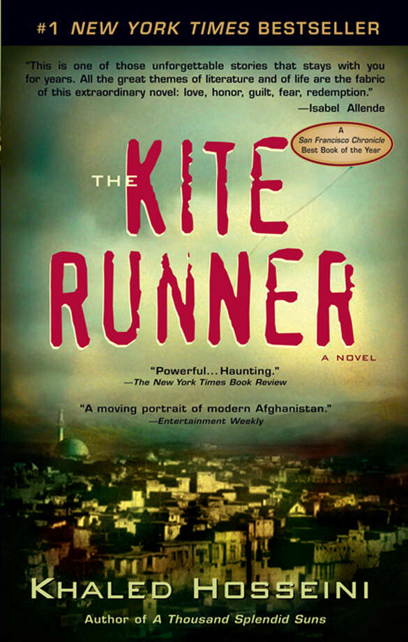 """The Kite Runner"" by Khaled Hosseini – On the American Library Association's list of frequently challenged books, it ranked No. 6 in 2012 and No. 9 in 2008 – Some complained the book includes references to homosexuality, offensive language, an unacceptable religious viewpoint and sexually explicit content.  Photo: HO / PENGUIN GROUP USA"