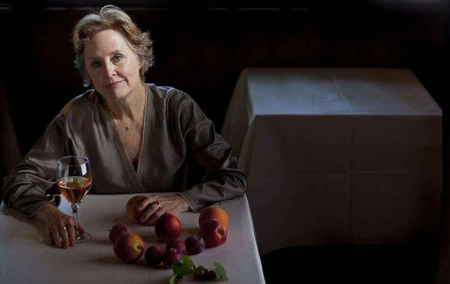 "Alice Waters, owner of Chez Panisse: The Berkeley institution is called ""the activist chef who pioneered good food for all."" Photo: Mike Kepka, The Chronicle"