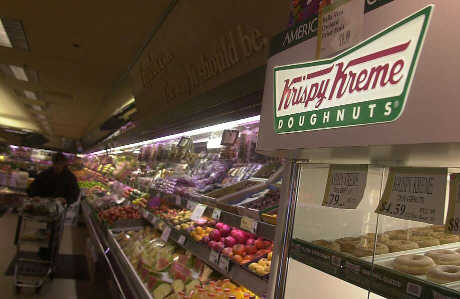 Some chains like Krispy Kreme and Burger King may see growth slow if health care costs cut into margins. Photo: Mark Costantini, SFC
