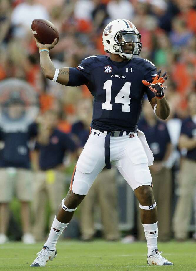 Auburn quarterback Nick Marshall earned his team's respect with a win last week. Photo: Dave Martin / Associated Press