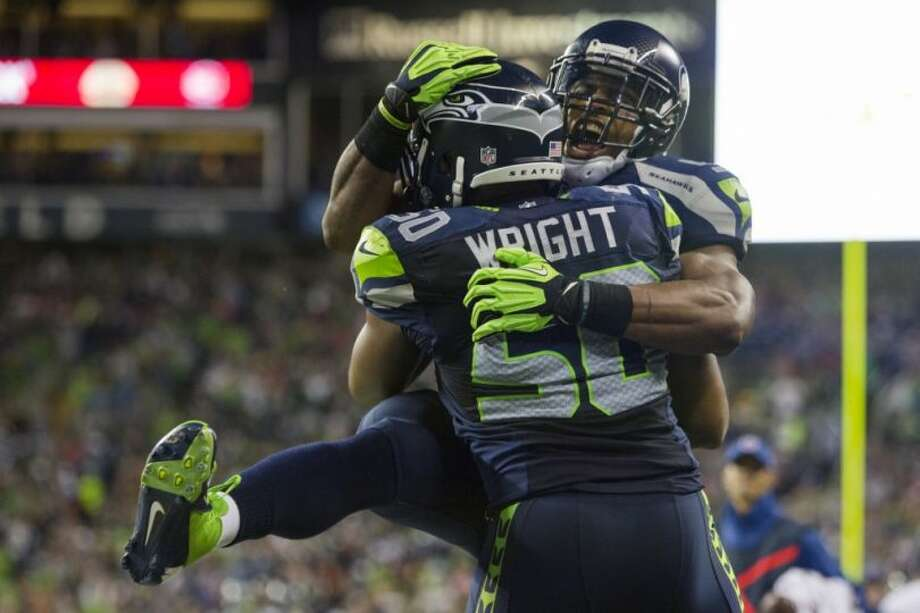 "Five things to watch: Jaguars (0-2) at Seahawks (2-0) Sunday, Sept. 22 | 1:25 p.m. PDT | CenturyLink Field, Seattle | TV: Fox  For most of the football world, Sunday's matchup between the Seahawks and Jaguars is a snoozer. Seattle is considered by many to be the best team in the National Football League; by the same measure, Jacksonville is the worst. In Vegas, the Seahawks are favored to win by 19.5 -- one of the largest point spreads in NFL history.  But this is the NFL, and on any given Sunday ... you know the saying. Seattle should be careful not to look past JAX. While the Seahawks are flying high after stomping the rival 49ers 29-3 last Sunday, they are the hunted -- and the Jags have nothing to lose. That said, the Jaguars and their 213 average yards of offense will be facing Seattle's suffocating defense, which has given up just 10 points in the first two weeks combined.  ""We approach the game one game at a time, one week at a time, and we give our opponents every bit of respect that you can,"" cornerback Richard Sherman said Thursday. ""Last week San Francisco had our full attention, the week before that Carolina had our full attention, this week Jacksonville has our full attention. We don't look past anybody.""  There are several important storylines heading into this Sunday's contest between the Seahawks and Jaguars at CenturyLink Field. Click through the slideshow for our top five. Photo: Jordan Stead, Seattlepi"