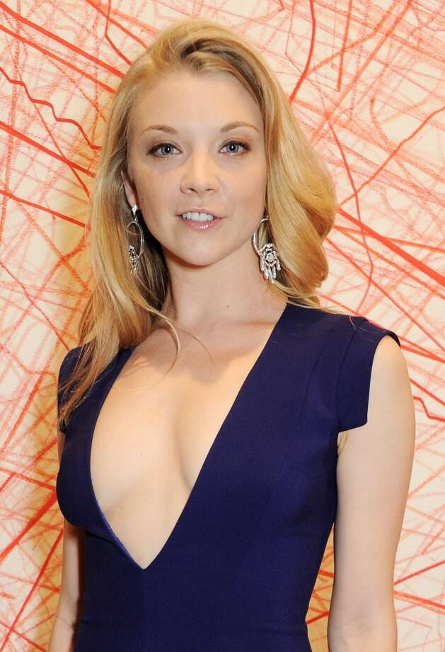 "Previously best known for playing ""The Tudors""' Anne Boleyn on TV, Natalie Dormer will star in the third ""Hunger Games"" movie, ""Mockingjay."" She's pictured on July 30, 2013. Photo: David M. Benett, Getty Images"