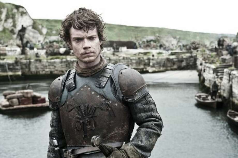 Alfie Allen as Theon Greyjoy in Season 3. Photo: HBO / HBO