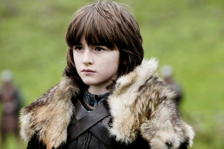 Isaac Hempstead-Wright, as Bran Stark. Photo: HBO / HBO