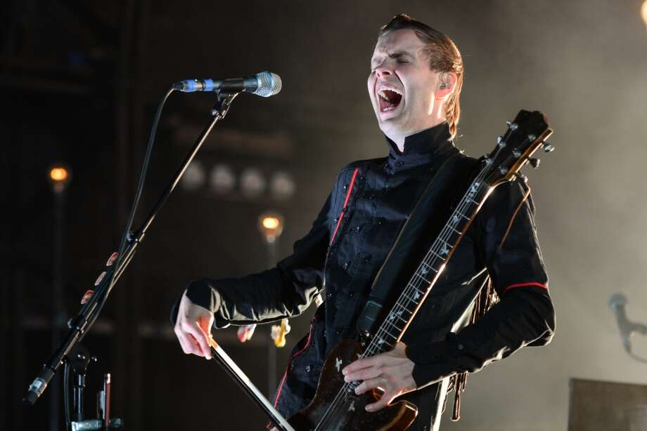 Jonsi Birgisson of the Icelandic art-pop band Sigur Ros. Photo: Andy Sheppard, Redferns Via Getty Images