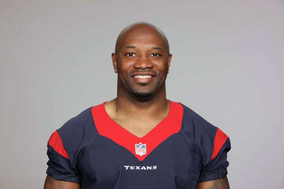 This is a 2013 photo of Danieal Manning of the Houston Texans NFL football team. This image reflects the Houston Texans active roster as of Thursday, June 20, 2013 when this image was taken. (AP Photo) Photo: Uncredited, FRE / AP2013