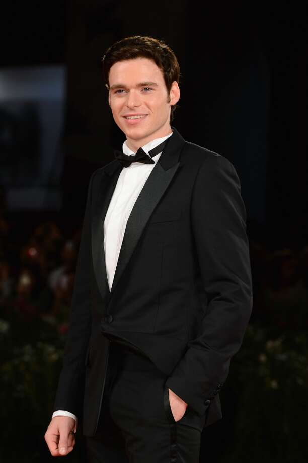 "Richard Madden stars in the upcoming Italian romance ""Une Promesse."" He's pictured at the movie's premiere on Sept. 4, 2013, at Venice International Film Festival. Photo: Ian Gavan, Getty Images"